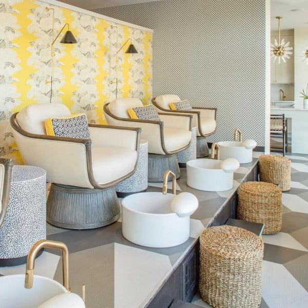 Decorating Ideas Nail Salon Interior Design - home decor photos gallery
